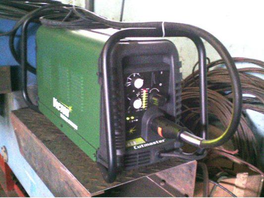 Thay thế nguồn cắt Plasma cho máy CNC tại cơ khí DST Việt Nam