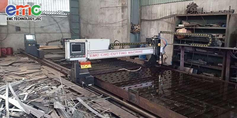 máy cắt cnc tại thép cường thành thạch thất
