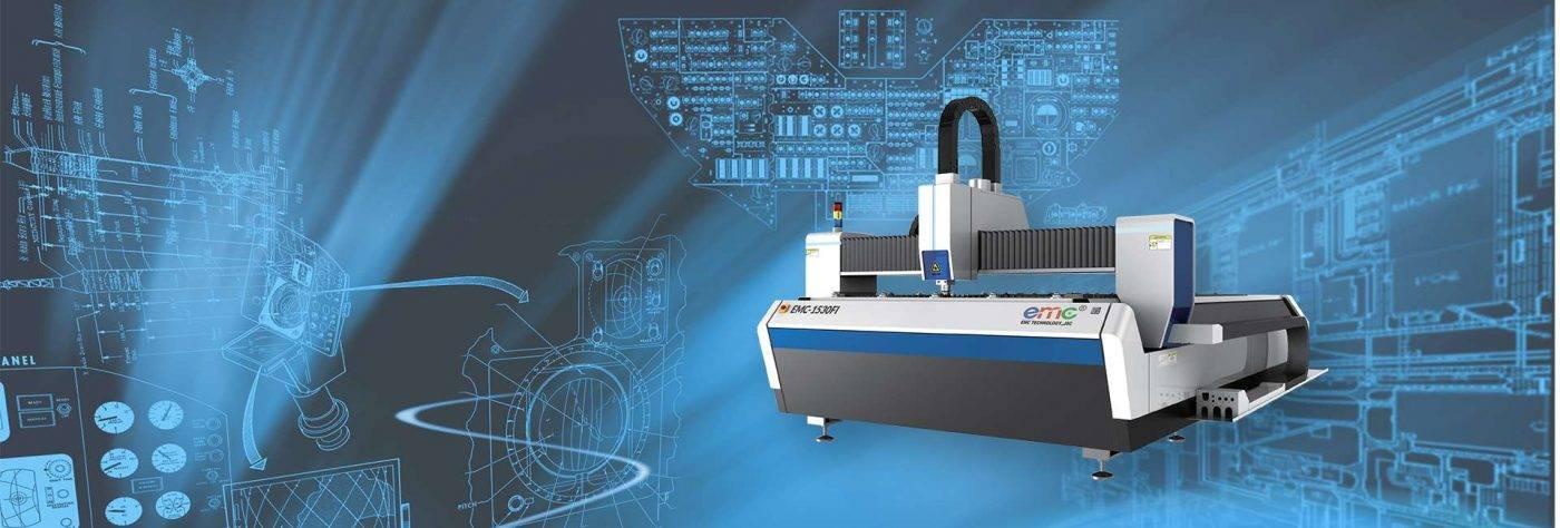 máy cắt laser emc