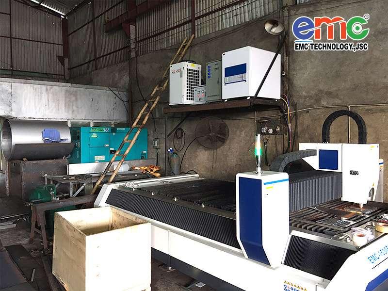 máy cắt laser tại Hưng Yên
