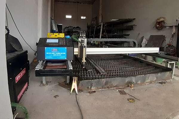 máy cắt cnc mini plasma EMC-1600pro Vĩnh Phúc