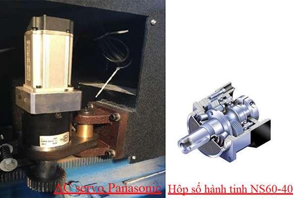 Động cơ Máy cắt CNC Plasma EMC