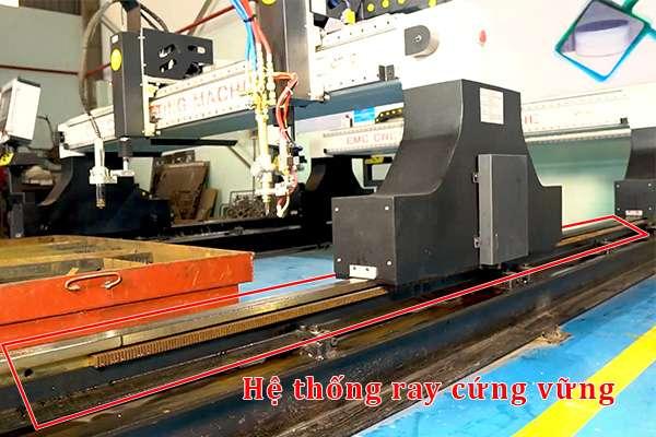 Máy cắt CNC Plasma EMC