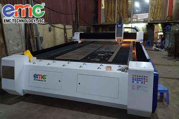 Hà Nội - Máy cắt Laser Fiber EMC-2060G tại Tam Trinh