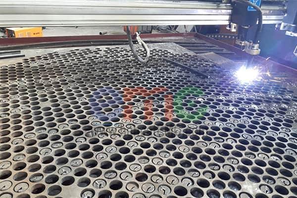 Gia công kim loại tấm bằng công nghệ cnc plasma
