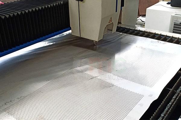 Máy cắt Inox bằng Laser CNC