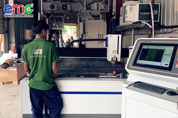 máy cắt laser fiber tại Vũng Tàu