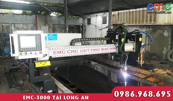 Máy cắt plasma cnc EMC 3000 tại Long An