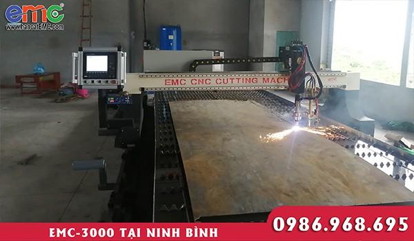 Máy cắt pMáy cắt plasma cnc EMC 3000 tại Ninh Bìnhlasma cnc EMC 3000 tại Nam Định