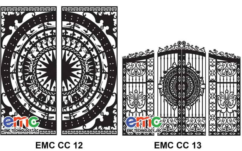 130 mẫu cổng cnc đẹp nhất 2021