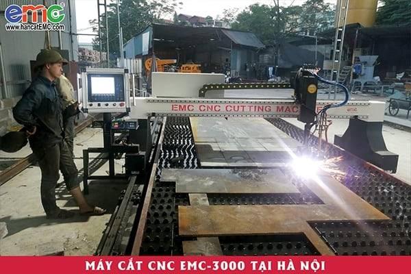 Máy cắt plasma cnc EMC-3000 tại Hà Nội