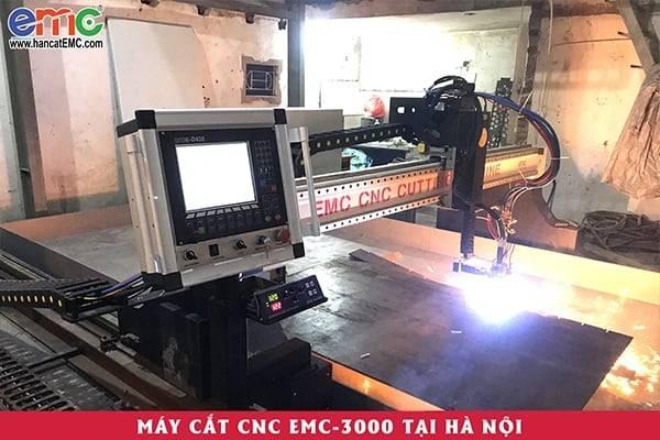 Máy cắt plasma cnc EMC-3000