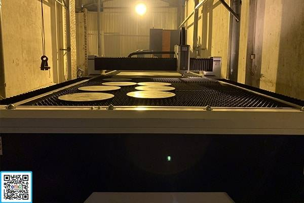 Bàn giao máy cắt laser tại Bắc Ninh