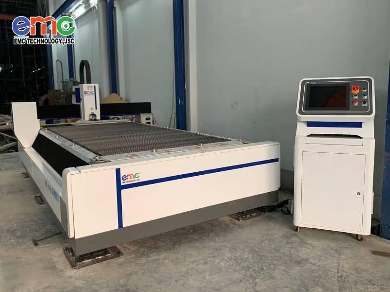 Máy cắt laser fiber tại Vĩnh Long