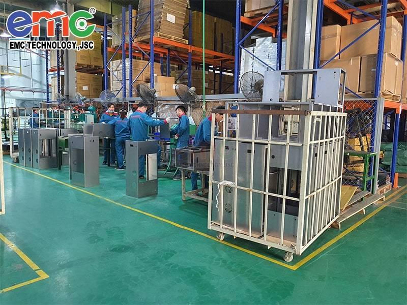 Nhà máy sản xuất của tập đoàn Sunhouse
