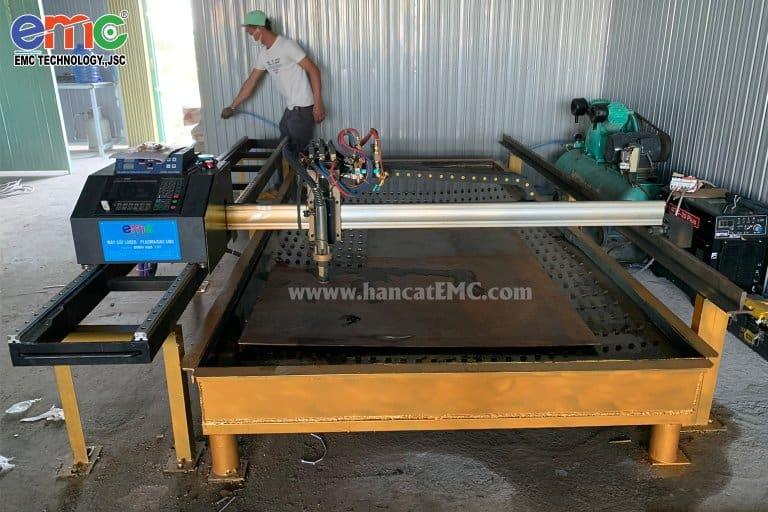 Máy cắt cnc Mini EMC-1600pro tại Phú Yên
