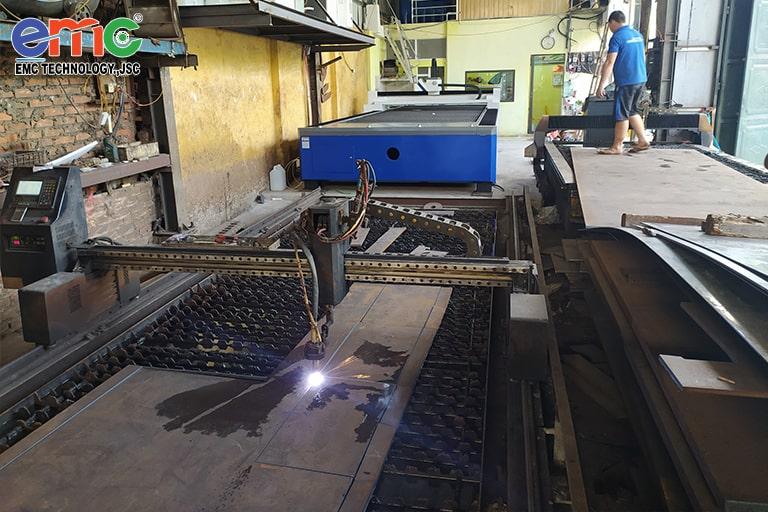 máy cắt laser basic tại Hà Nội