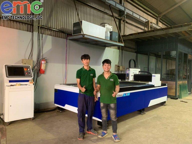 máy cắt laser basic tại Đồng Nai