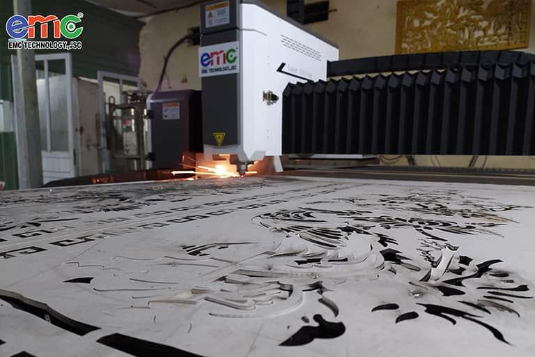 Máy Cắt Laser ECO tại Hưng Yên