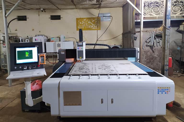 Máy Cắt Laser EMC- ECO tại Hưng Yên