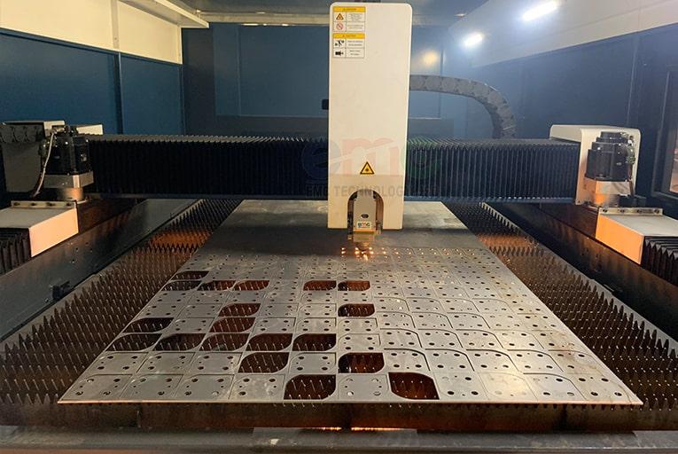 cắt laser kim loại tấm tại Thép Cường Oanh - Hà Nội