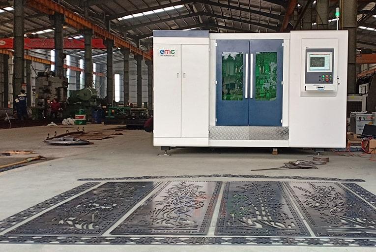 Cắt laser kim loại tấm tại Thép Phương Nam - Hà Nội