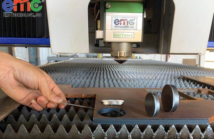 Lắp đặt máy cắt laser tại TPHCM cho công ty Thiên Vạn Lợi