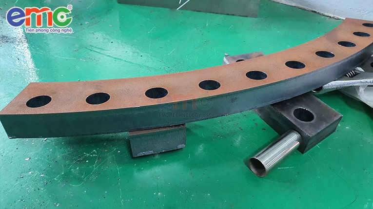 Sản phẩm cắt máy cắt laser công suất 20kw